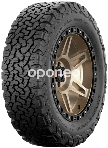 compra bfgoodrich all terrain t a ko2 pneumatici estivi. Black Bedroom Furniture Sets. Home Design Ideas